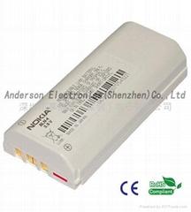 Nokia EADS Walkie-Talkie batteries