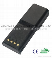 HNN8148 Two way radio battery pack with sanyo cell 2500mAh for P110 Anderson