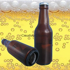 Bottle Shape Push Up Bottle Opener