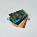 camo color aluminum card opener