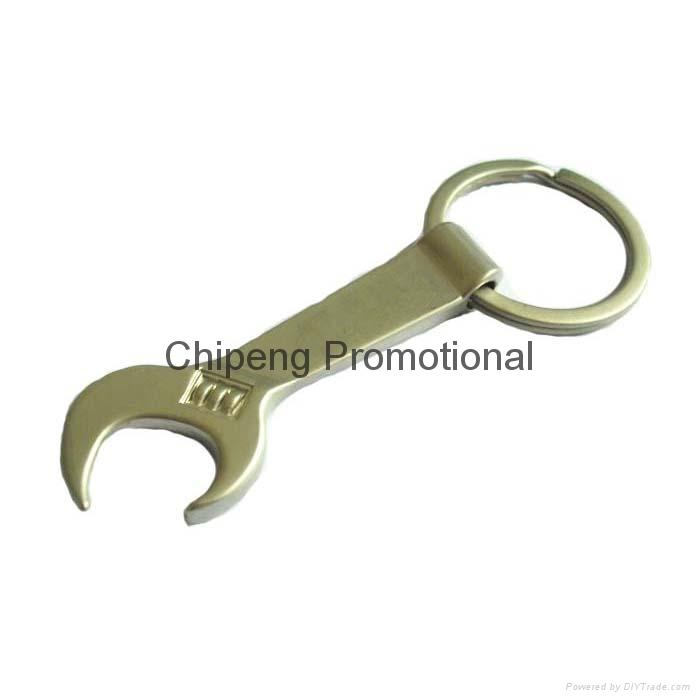 matte wrench bottle opener
