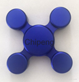 Stress Reliver Fidget Spinner with four