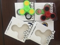 Stress Reliver Fidget Spinner with Plastic Toy Spinner Hand Spinner Finger Spinn 5