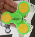 Stress Reliver Fidget Spinner with Plastic Toy Spinner Hand Spinner Finger Spinn 1