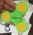 Stress Reliver Fidget Spinner with Plastic Toy Spinner Hand Spinner Finger Spinn