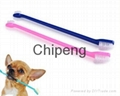 Cat & Dog Toothbrush Dual Headed Dental Hygiene Brushes for Small to Large Dogs