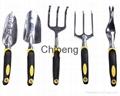 Garden 5 Piece Garden Tool Set;Aluminium