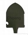 Outdoor hunting High quality iron garden folding shovel  Garden military shovel  4