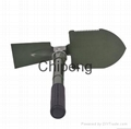 Outdoor hunting High quality iron garden folding shovel  Garden military shovel