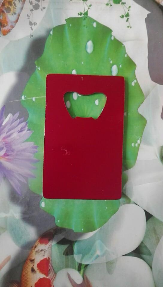 Alumium card opener 1612806 5