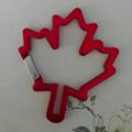 Maple leaf design keychain 1607202