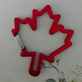 Maple leaf design keychain 1607202