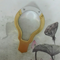 Bulb design keychain 1607263