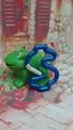 Snake design keychain 1607264