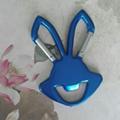 Rabbit design  keychain 1607268
