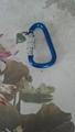 6cm keychain with lock 1607259