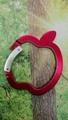 Apple design keychain 1607270