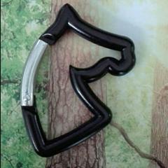 Horsehead keychain 1607274