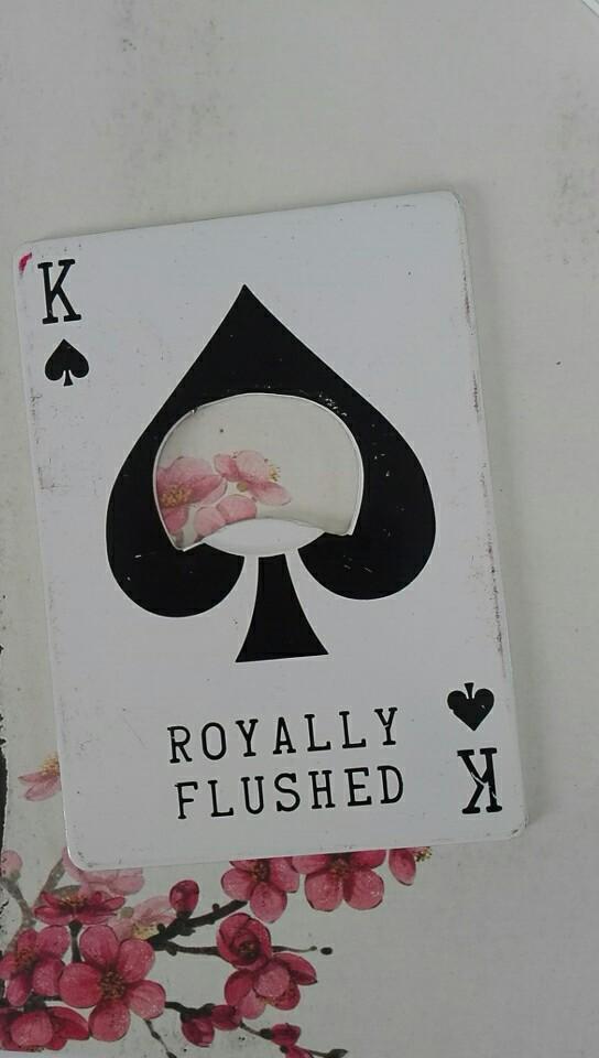 poker design ss card bottle opener 1613801 2