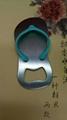 slipper design metal bottle opener 1613818 2