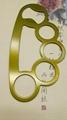 ss knuckle design bottle opener  1613821 2