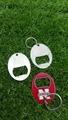 ss oval bottl opener keychain 1613827 5