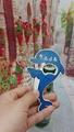 magnetic dolphine design plastic bottle opener 1613835 4