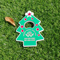 magnetic Christmas tree plastic bottle opener 1613836