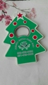 magnetic Christmas tree plastic bottle opener 1613836 6