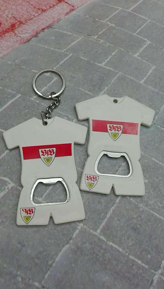 jersey design plasic bottle opener keychain 1613837 2