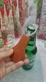 Dewdrop Design Wood Handle Bottle Opener 1613861