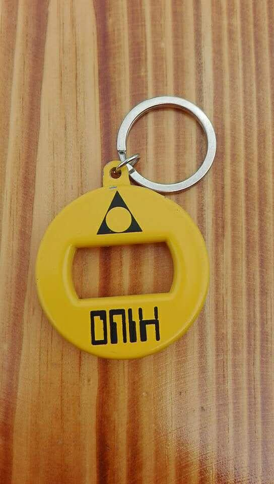 Zinc Alloy Bottle Opener Keychain 1613869 4