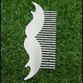 Moustache Design comb Beer Bottle Opener 1613871