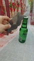 Moustache Design comb Beer Bottle Opener 1613871