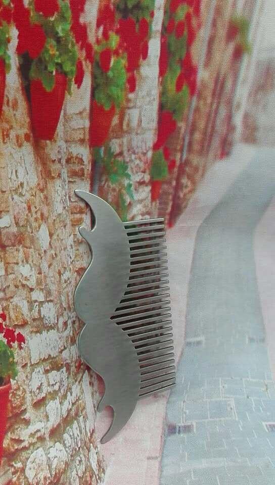 Moustache Design comb Beer Bottle Opener 1613871 6
