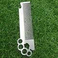 Stainless Steel Self Defense Comb Bottle