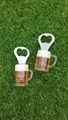 Beer Cup Design Magnetic Bottle Opener 1613879