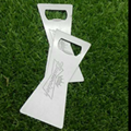 Bow shape bottle opener 1613880