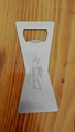 Bow shape bottle opener 1613880