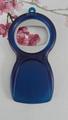 Round Plastic Bottle Opener 1613883