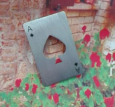 poker A design  bottle opener 1613884 2