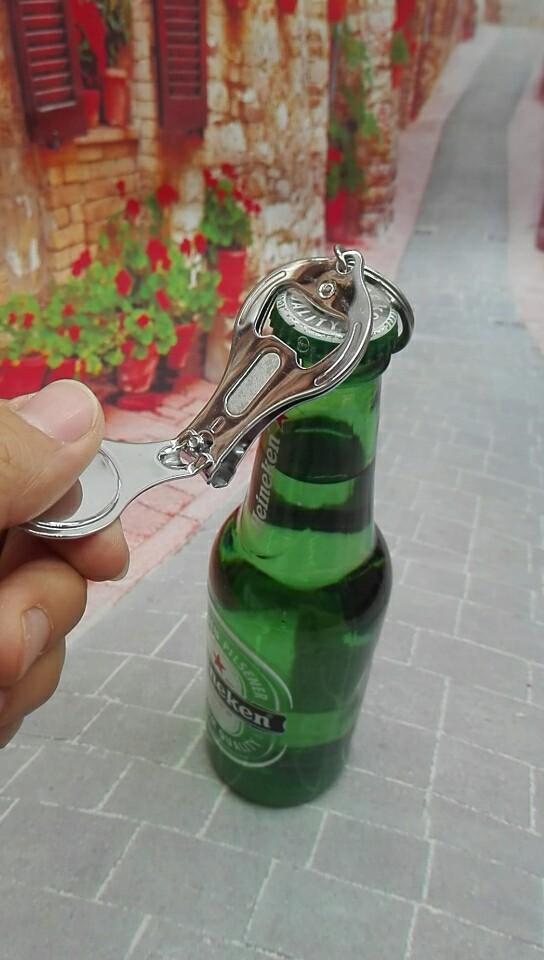 Nail clipper bottle opener beer opener  1613887 5