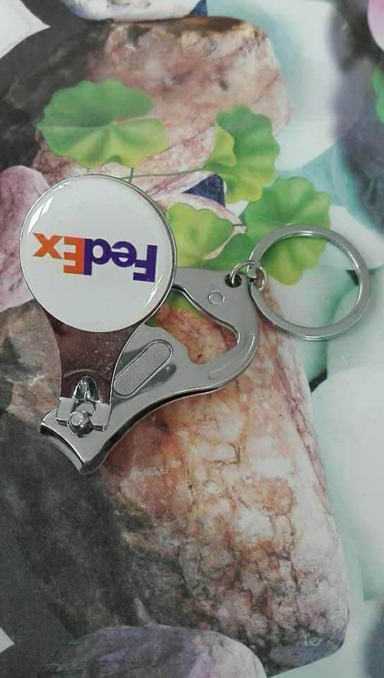 Nail clipper bottle opener beer opener  1613887 12