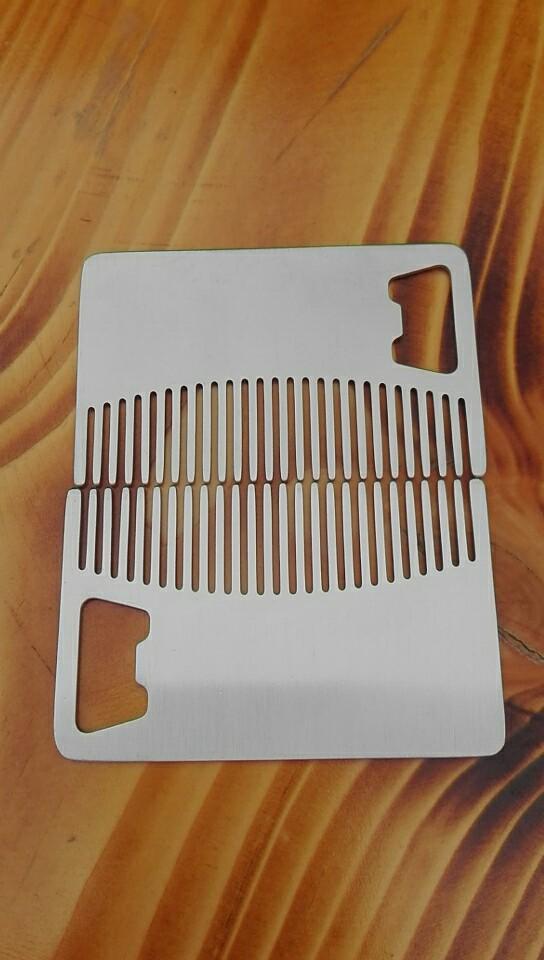 Rectangular comb opener bottle opener beer opener 1613891 4