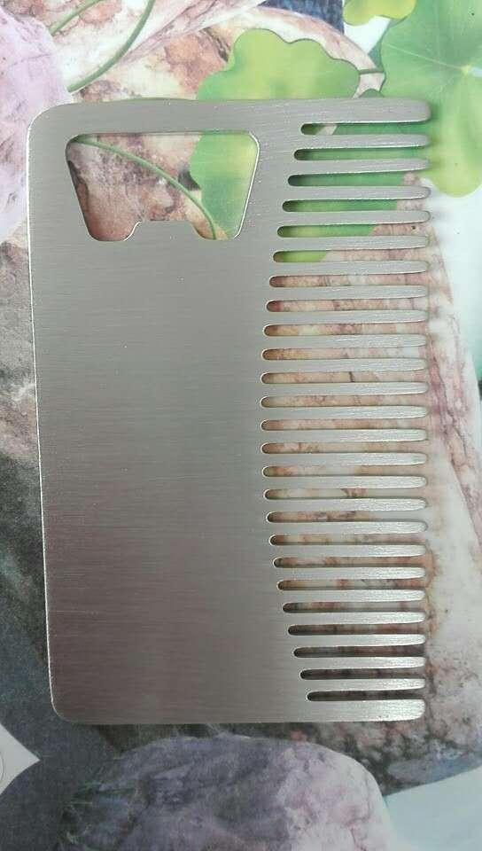 Rectangular comb opener bottle opener beer opener 1613891 6
