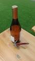 Side - side wood grain decorative wine bottle opener 1614012 2
