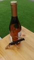 Black rectangle wine bottle opener 1614015 3