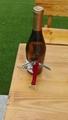 Red rectangle wine bottle opener 1614016 3