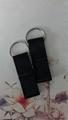 Customized design flexible elastic straps keychain 1609001 3