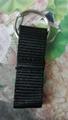 Customized design flexible elastic straps keychain 1609001 7